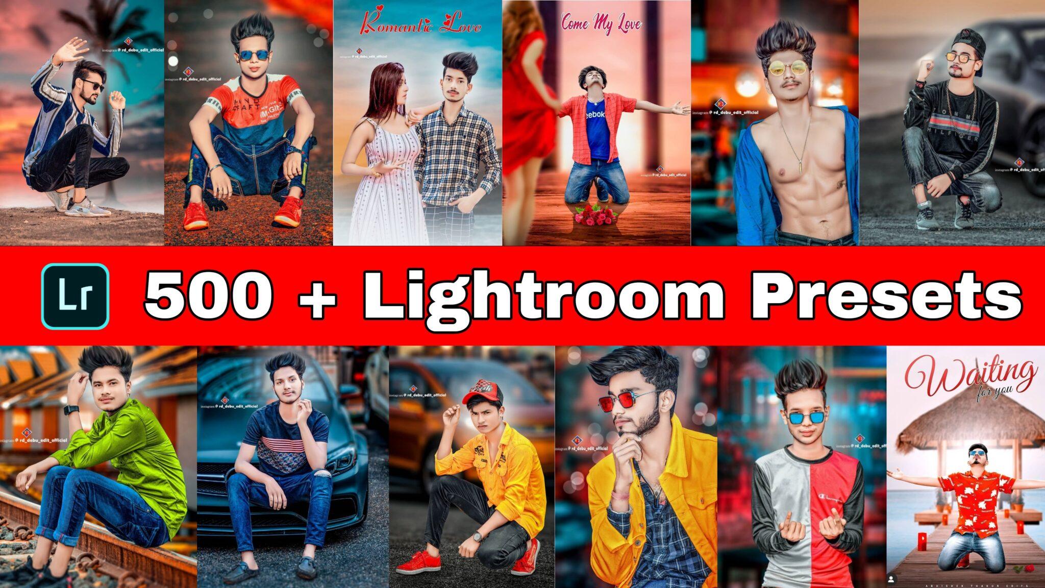 500 + Lightroom Mobile Free Presets || Best Lightroom Xmp ...
